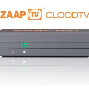 ZAAPTV™ CLOODTV 4U-UPDATED MODEL