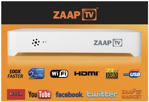 Zaap HD