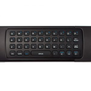ZAAPTV 509 Remote with Keyboard