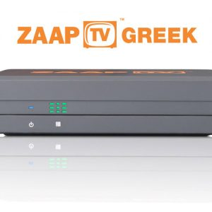 ZAAPTV GREEK-24 months of Service