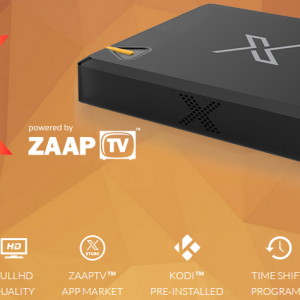 "ZAAPTV™ X ""DISCONTINUED"""