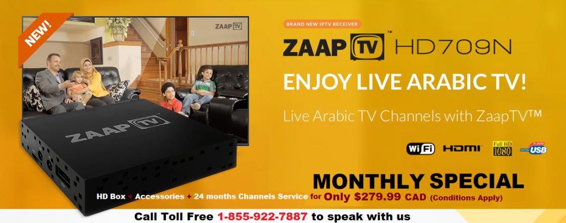 ZAAPTV 709